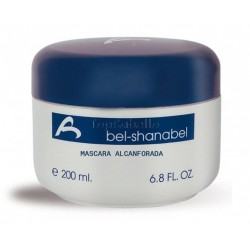 Mascara Alcanforada Bel Shanabel 200ml