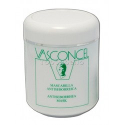 Mascarilla Antiseborreica Vasconcel 500ml