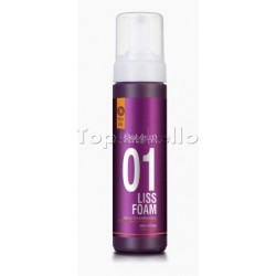 Espuma Alisado Salerm Proline 01 Liss Foam 200ml
