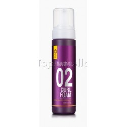 Espuma Rizos Salerm Proline 02 Curl Foam 200ml