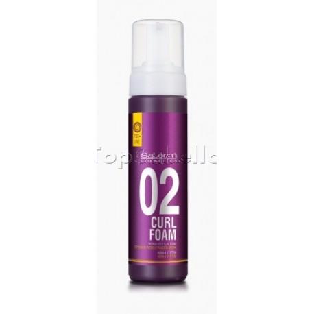 Espuma Rizos Salerm Proline 02 Curl Foam 200ml
