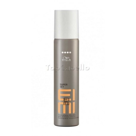Wella EIMI Super SET Laca Spray Fijación Extrafuerte 300ml