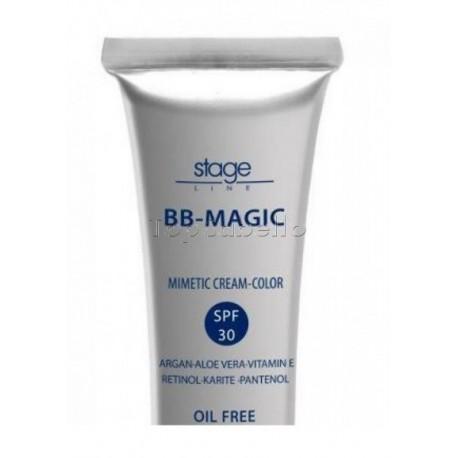 Crema Color BB Magic Nº02 Cream STAGE LINE