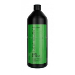 Champú Nutritivo Cabello Rizado CURL PLEASE Total Results MATRIX 1000ml