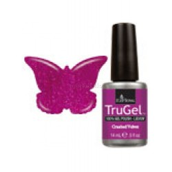 Esmaltado semipermanente 14ml EzFlow TruGel Crushed Velvet