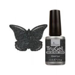 Esmaltado semipermanente 14ml EzFlow TruGel Black Opal