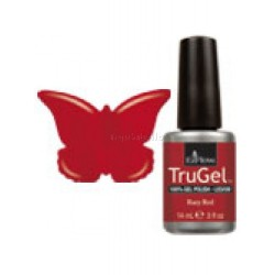 Esmaltado semipermanente 14ml EzFlow TruGel Racy Red