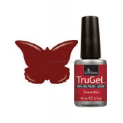 Esmaltado semipermanente 14ml EzFlow TruGel Tuscan Red