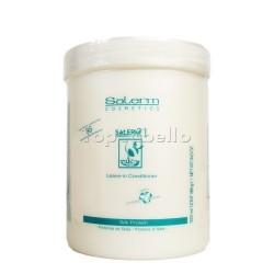 Acondicionador/Mascarilla SALERM 21 Technique Proteínas de Seda (Efecto 2+1)