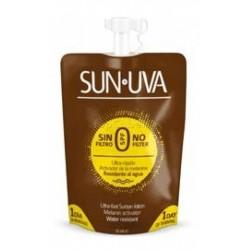 Activador Bronceado Sin Filtro Solar SUN UVA Sobre 35ml Diet Esthetic