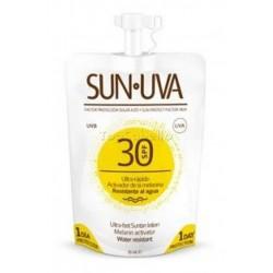 Protector Solar PFS 30 SUN UVA Sobre 35ml Diet Esthetic