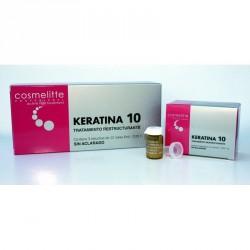 Keratina 10 COSMELITTE 36 viales