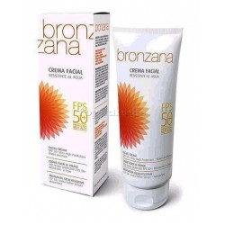 Crema facial Bronzana Fps50 Diet Esthetic 50ml