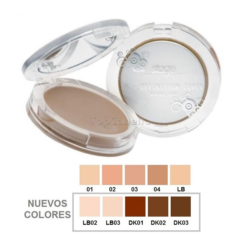 78088ea06 Maquillaje H-Definition Cover Stage Line Laurendor 30ml - TopCabello ...