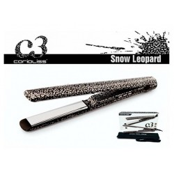 Plancha Titanio C3 Snow Leopard CORIOLISS
