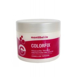 Mascarilla cabellos coloreados ColorFix Montibello 500ml