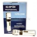Máquina cortapelo GPD 5200