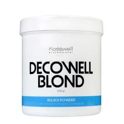Polvo decolorante Decowell Kosswell 500gr