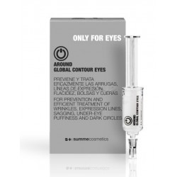 Contorno de Ojos AROUND GLOBAL CONTOUR EYES (3x5ml) Summe Cosmetics ONLY FOR EYES