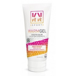 VIT VIT SPORT Warm Crema Efecto Calor 100ml Diet Esthetic