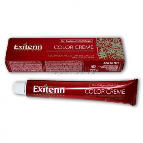 Tinte 60 ml. EXITENN Color Creme