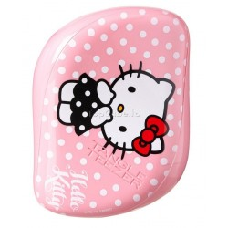 Cepillo Desenredar Tangle Teezer Compact HELLO KITTY PINK
