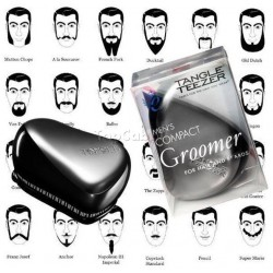 Cepillo Desenredar Tangle Teezer Compact MEN'S GROOMER