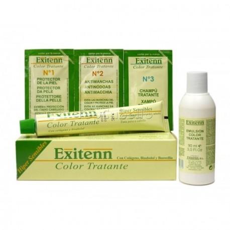 Tinte 60 ml. EXITENN Color Tratante