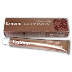 Tinte 60 ml. EXITENN Color Permanente