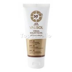 Crema Solar Facial FPS 50 360º VALISOL Valquer
