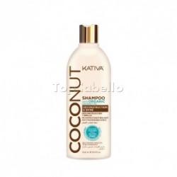 Champu Coco Kativa 500 ml