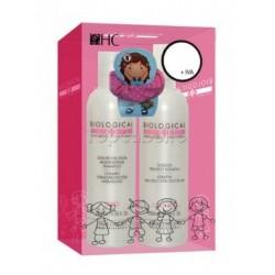 PACK Hair Concept BIOLOGICAL ESCOLAR (Champú Uso Frecuente + Keratin Acondicionador Protección)