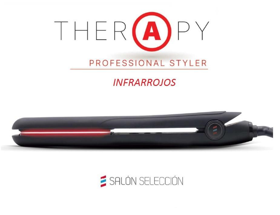 Plancha Infrarrojos THERAPY Salon Seleccion TopCabello