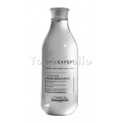 Champú Antigrasa EXPERT Pure Resource LOREAL 300ml