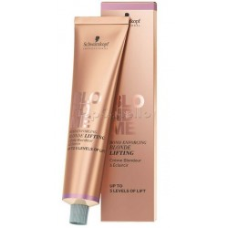 Crema Aclarante BlondMe Schwarzkopf 60 ml (Blonde Lifting)