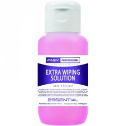 Finalizador brillo extra Extra Wiping Solution Faby 50ml
