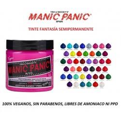 Tinte Fantasía Semipermanente MANIC PANIC Classic (sin peróxido, sin parabenos ni PPD)