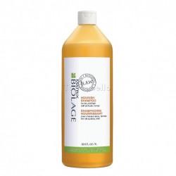 Champu MATRIX Biolage RAW NOURISH SHAMPOO 1000ml (0% parabenos 0% siliconas 0% sulfatos 0% colorantes)