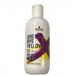 Champu anti amarilleado Good Bye Yellow Schwarzkopf 300ml