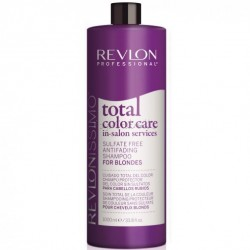 Champu cabellos rubios Total Color Care Blondes Revlon 1000ml