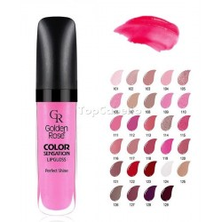 Brillo de labios COLOR SENSATION Lip Gloss Golden Rose