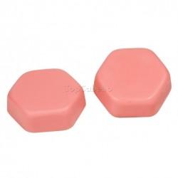 Cera caliente en pastillas Baja Fusion Rosa SUPRA 1kg DEPIL-OK