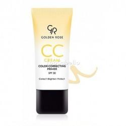 Crema Correctora CC CREAM 03 Yellow Golden Rose