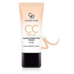 Crema Correctora CC CREAM 02 Orange Golden Rose