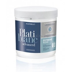 Decoloracion Platiblanc EXTREME BLOND Montibello Advanced 500gr (9 tonos)