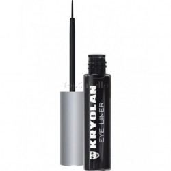 Delineador de ojos Eye Liner Black Kryolan 6ml