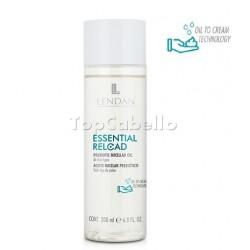 Aceite Micelar Prebiótico ESSENTIAL RELOAD Lendan 200ml