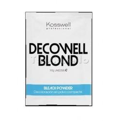 Sobre decoloracion Decowell Kosswell 30gr