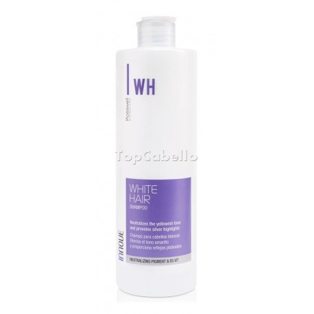 Champu cabellos blancos White Hair Kosswell 500ml