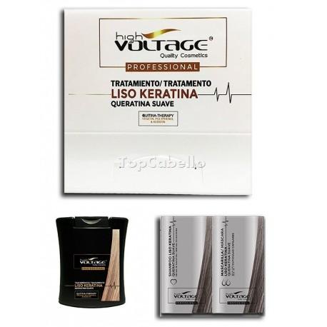 Tratamiento LISO KERATINA Voltage Cosmetics (100ml)